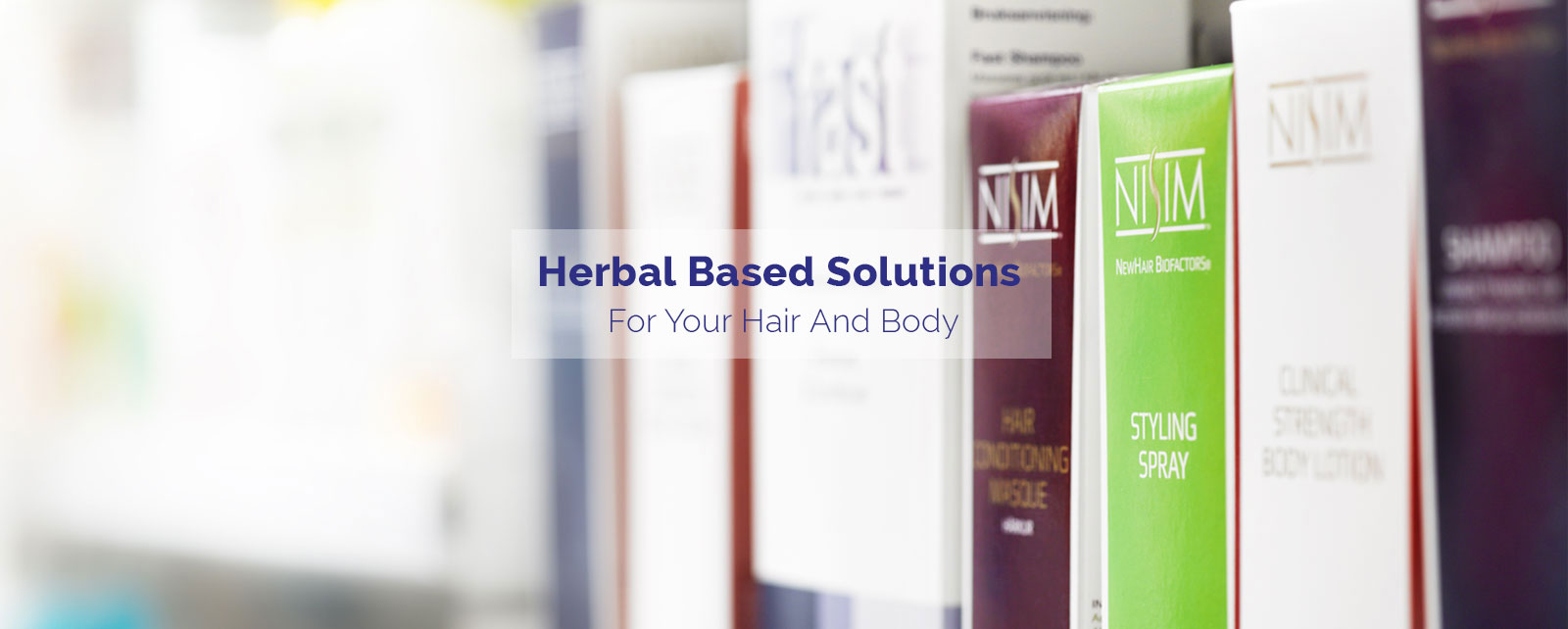 Herbal Based Solutions For Your Hair And Body