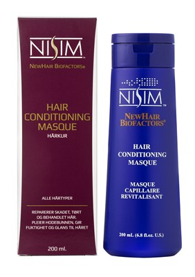 NISIM Hair Masque / hår kur