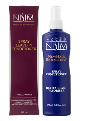 Spray Leave In Conditioner - 240 ml.
