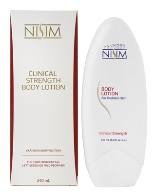 Clinical Strength Body Lotion