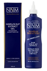 NISIM Hair & Scalp Extract Gel - for normal til tørr hodebunn