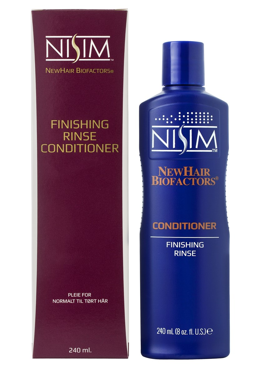 Finishing Rinse Conditioner